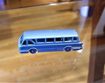 Vintage Matchbox Lesney #40 Royal Tiger Coach Bus