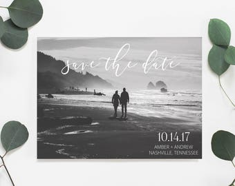 Save the Date Postcard, Printable Save the Date, Save the Date, Save the Date Photo Card, Printable Postcard, Save the Date Printable