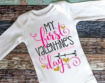 """Shop """"valentines day shirt"""" in Girls' Clothing"""