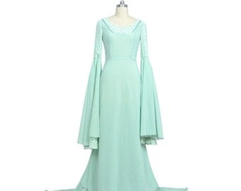 The Lord of the Rings Arwens Cosplay Dress Princess Cosplay Costumes