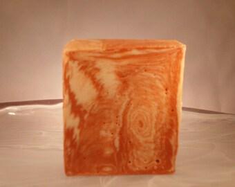 Papaya Bliss Bar Soap