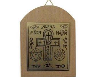 Cross of the door