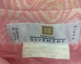 Givenchy Blazer Made In France