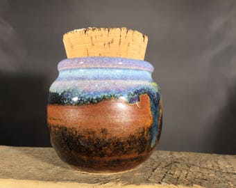 Custom Pottery Pot