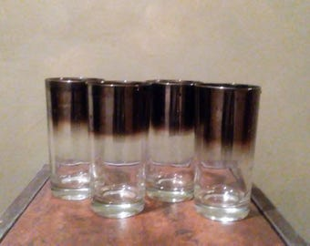 Vintage Silver Fade Mercury Glass
