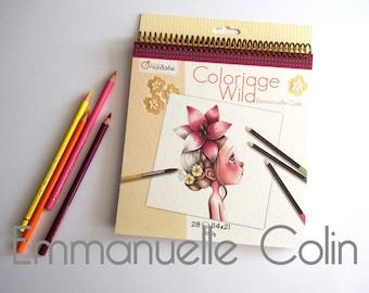 "Wild ""Coloring book"""