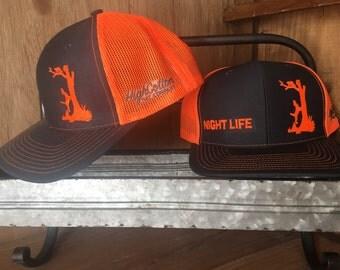 Night Life Neon Orange