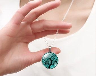Sale Tree necklace