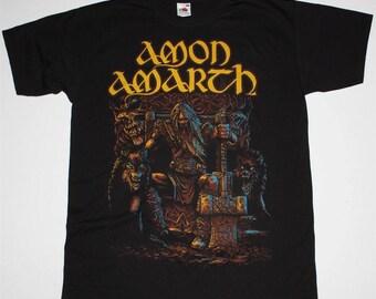 Amon Amarth Thor black t shirt