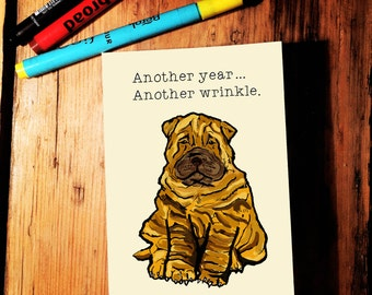 Another year... Another wrinkle