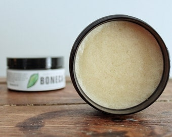 Orange & Lemongrass Salt Scrub