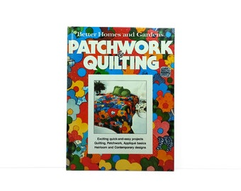 Better Homes and Garden Patchwork & Quilting