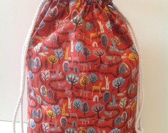 Drawstring Bag, Shoe Bag, Gym Bag, Beach Bag, Laundry Bag, Lingerie Bag.