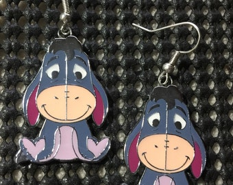 Eeyore earrings