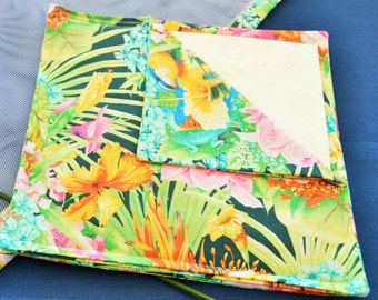 Tropical Paper Napkin Holder