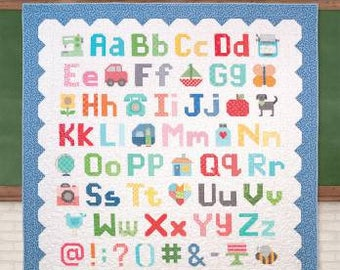 NEW Spelling Bee Book by Lori Holt Quilt Pattern