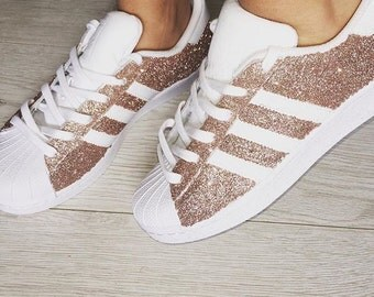 Adidas Superstar Rose Gold