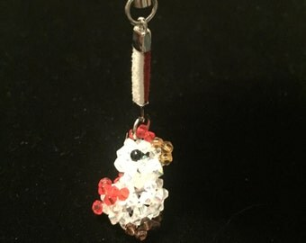 Chinese New Year Keychains-Year of the Rooster- set of 4