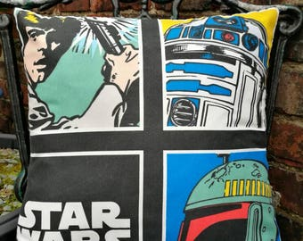 Star Wars Cushion featuring Luke Skywalker