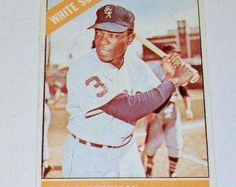 VINTAGE 1965 Topps Baseball Flyod Robinson Chicago White SoxGd-Vg