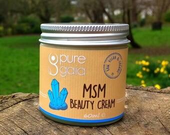 MSM Beauty Cream (60ml/2.1 fl oz)