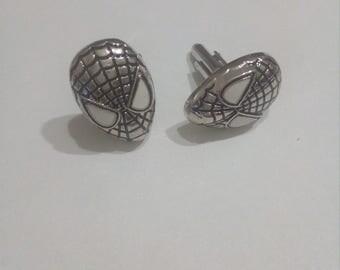 Spiderman marvel - cufflinks, Cufflinks
