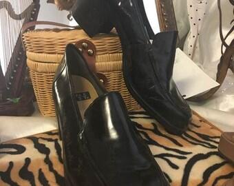 Nine West Loafer Heel