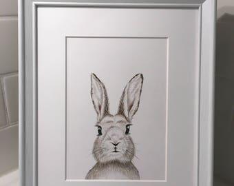 Bunny - Art Print