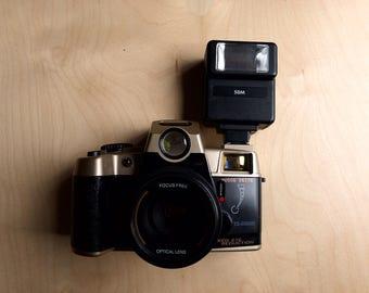 Mitsuba Focus Free 35mm Camera