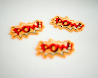Pow! Action Patch