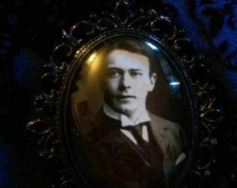 Thomas Andrews Cameo Pendant Necklace