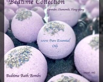 INTRODUCTORY OFFER Lavender Bath Bomb / Bath Fizzy / Bath Bombs / Natural Bath Bombs / Essential Oil Bath Bomb / Fragrance Free
