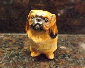 Vintage Royal Doulton Pekingese Dog