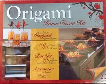 Origami Kit Home Decor Kit