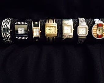 Watch Lot Featuring: Cuffs