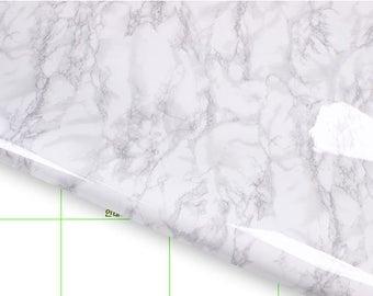 marble film/Granite Film/Peel Stick/backsplash Decorative Granite Self-adhesive Marble Wallpaper/diy counter top/white marble sticker decal