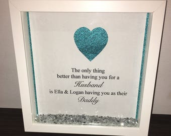 Father's Day/Grandad/Birthday/Dad/Husband Frame