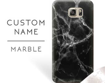 personalized black marble case for Samsung Galaxy S7 case,Samsung galaxy,J7,2017,j2,prime,j3,2016,unique samsung s7 edge,s6,s6 edge case,135