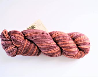 Pink Worsted Yarn Alpaca** Illimani Royal I E488