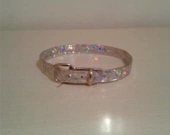 Holographic Collar/ Choker