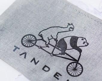 Tandem Pouch (Grey)