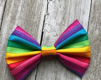 Colorful bow| bow tie | children bow | baby bow
