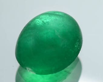 0.81 Ctw Wonderful Green Top Selling Gem In Auction Natural Emerald