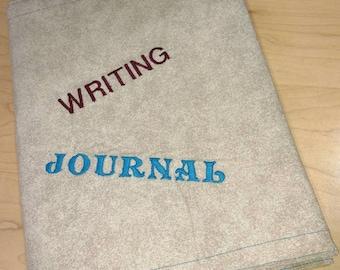 Handmade Reusable Cloth Journals