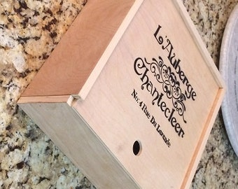 Signature Bakery Boxes - Vintage Pie Box