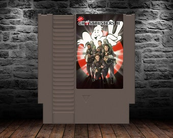 New Ghostbusters 2 - Return to Manhattan in an all-new Ghost Chasing Adventure - NES - Ghostbusters 2