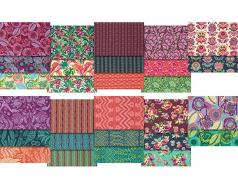 10inx10in Bright Heart Amy Butler 10inx10in Charm Pack Fabric is brand new in original packaging
