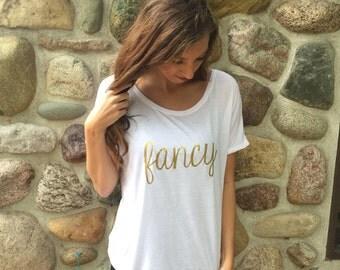 Fancy -- Women's Graphic Tee