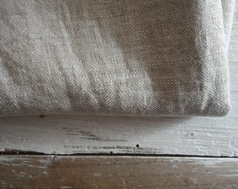 melange LINEN (280 g) _ fabric by yard