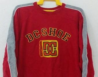 Rare DC shoe sweatshirts XL size